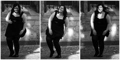 Der ganze Tanz im Wind