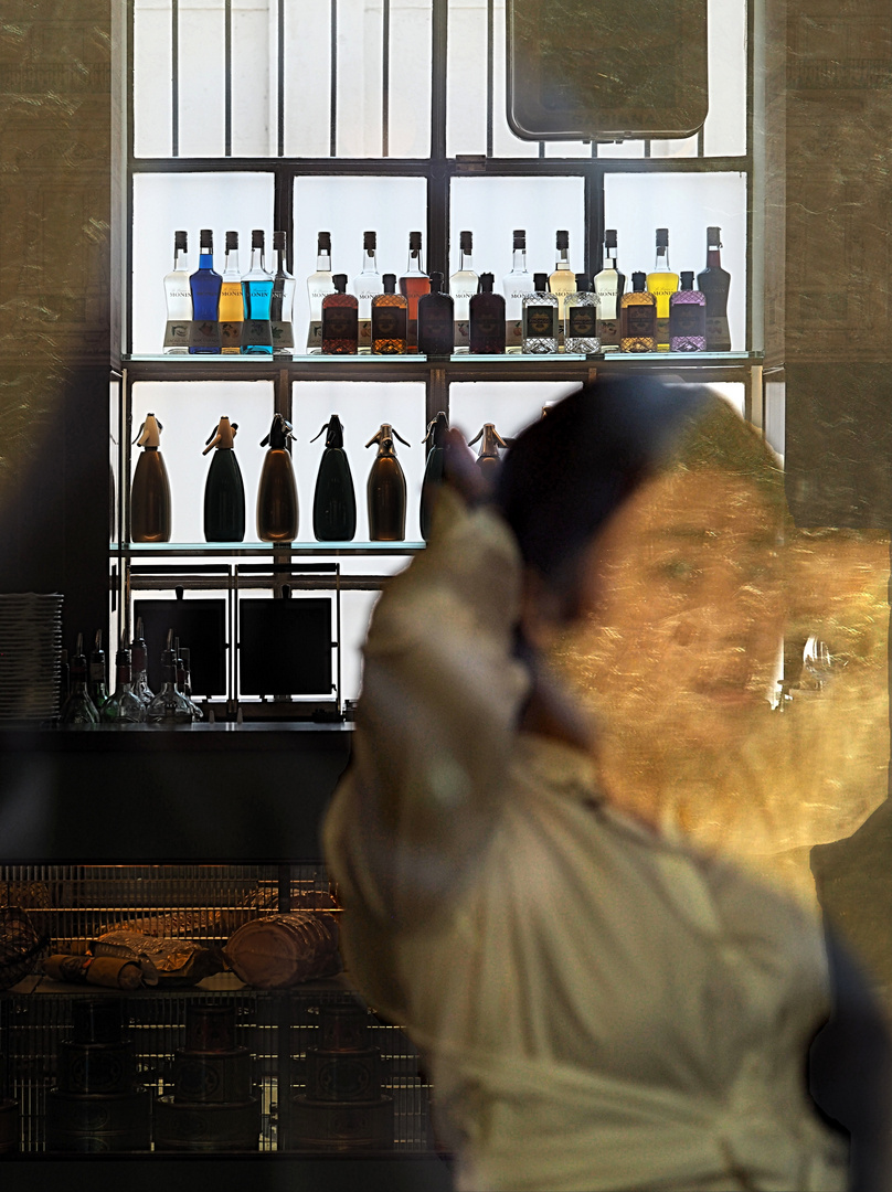 Der Geist aus der Flasche