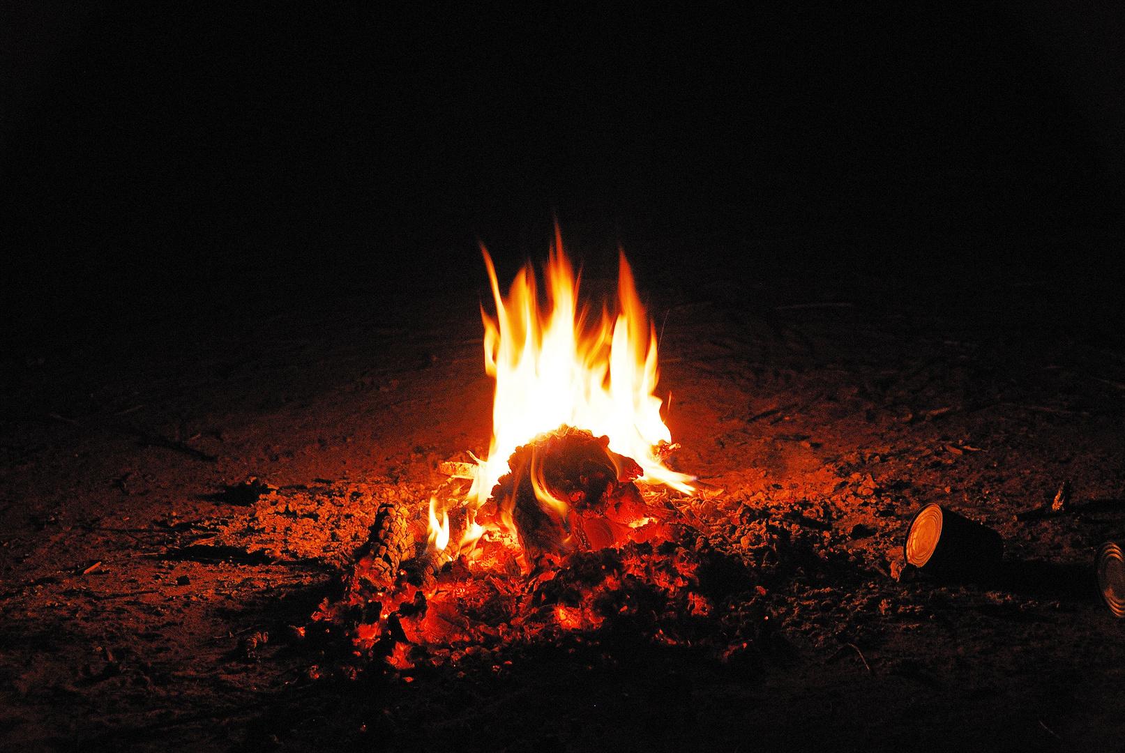 Der Geist des Feuers