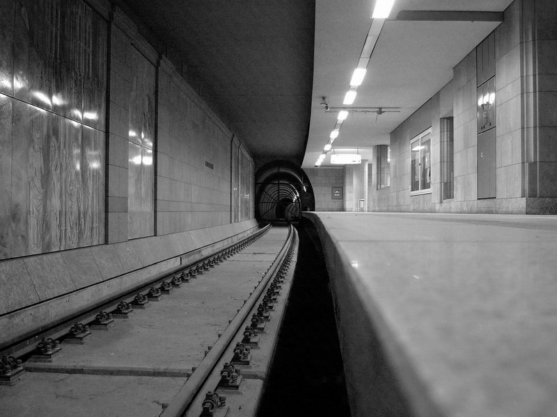 Der Geisterbahnhof (reloaded)