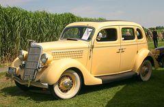 Der gelbe Achtzylinder