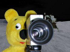Der gelbe Bär auf dem Mond - Teil 2