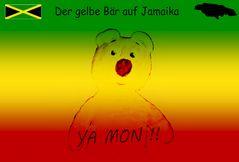 Der gelbe Bär auf Jamaika