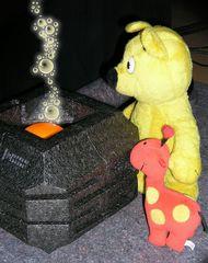 Der gelbe Bär auf Planet PH413 -2-