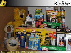 Der gelbe Bär Bild-Lexikon - KleBär
