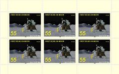 Der gelbe Bär - Briefmarken 2006 - Kleinbogen