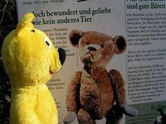 Der gelbe Bär, der Bär und der Bär