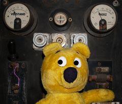 Der gelbe Bär empfiehlt...immer Beides einschalten