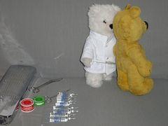 Der gelbe Bär hilft...Impfungen nicht zu vergessen