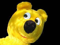 Der gelbe Bär - LOGO