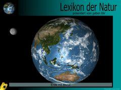 Der gelbe Bär Naturlexikon - Planeten - Erde