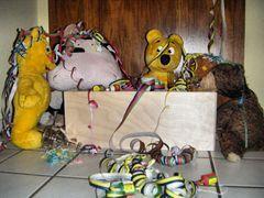 Der gelbe Bär Silvesterparty - Die Party ist im vollen Gange