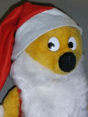 Der gelbe Bär wünscht Euch einen schönen 2. Advent