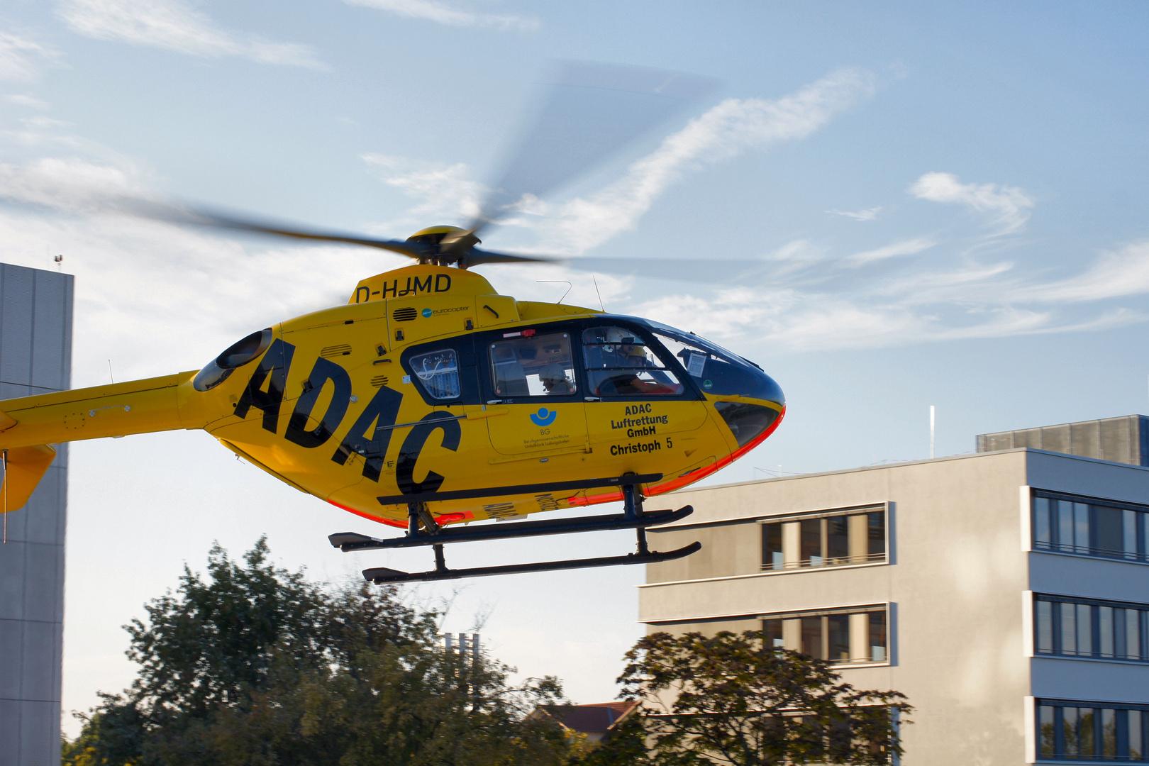 Der gelbe Engel aus Ludwigshafen
