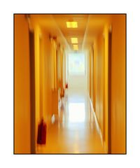 Der gelbe Korridor