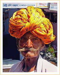 Der gelbe Turban