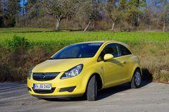 Der gelbe Wagen