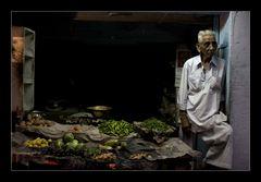 Der Gemüseverkäufer