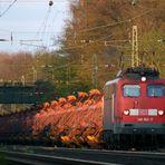 Der geneigte Eisenbahnfan...