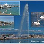 Der Genfer See.