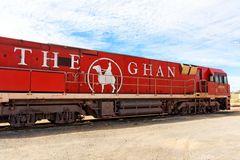 Der GHAN, eine australische Legende