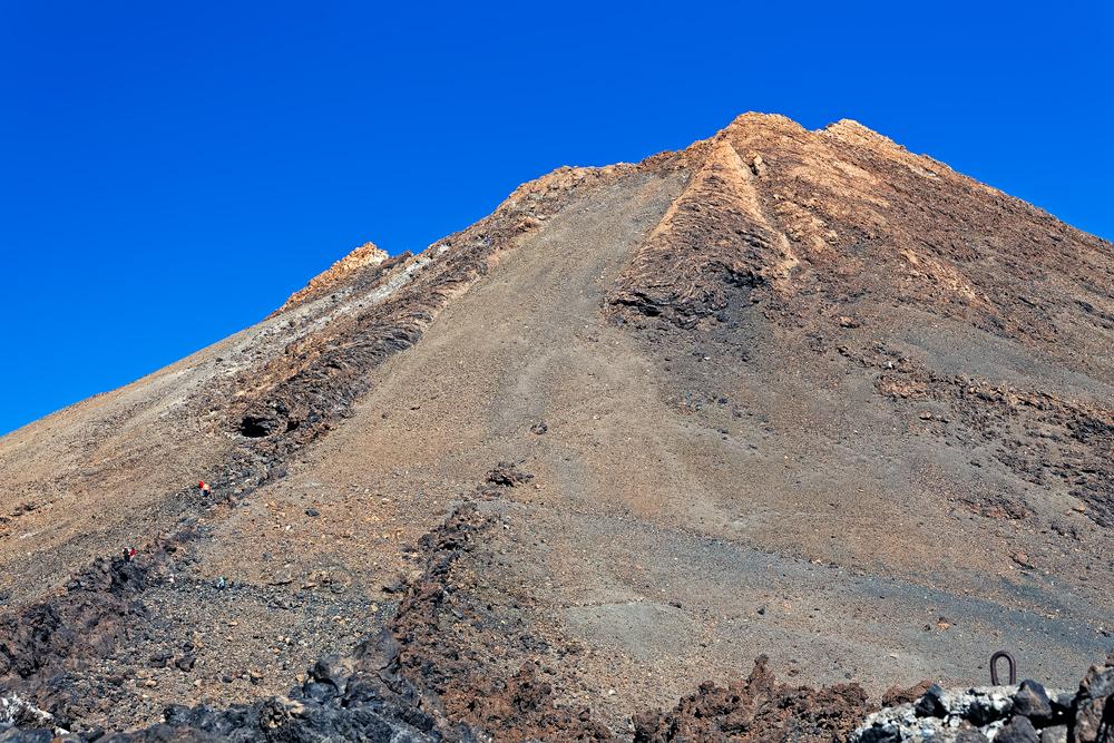 ... der Gipfel ...