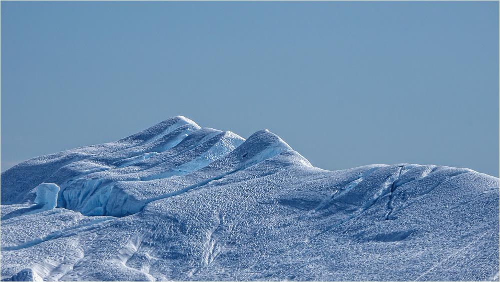 Der Gipfel des Eisbergs...