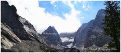 Der Gletscher des Hochkaltar mit der Schärtenspitze