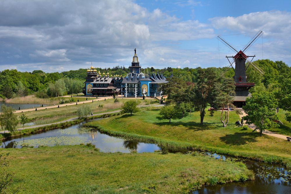 der Glockenpalast Gifhorn Mühlenmuseum