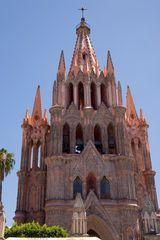 """Der Glockenturm von  """"La Parroquia"""""""