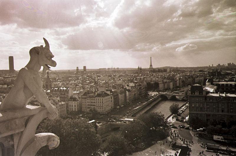 der Glöckner von Notre Dame?