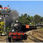 Der GmP aus Kandy läuft ein II