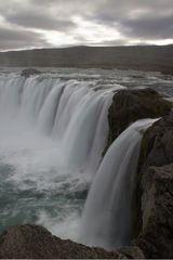 Der Goðafoss (Island)