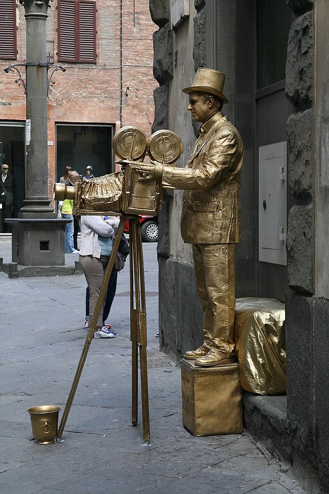 Der goldene Cameramann