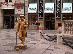Der goldene Geiger in Wien