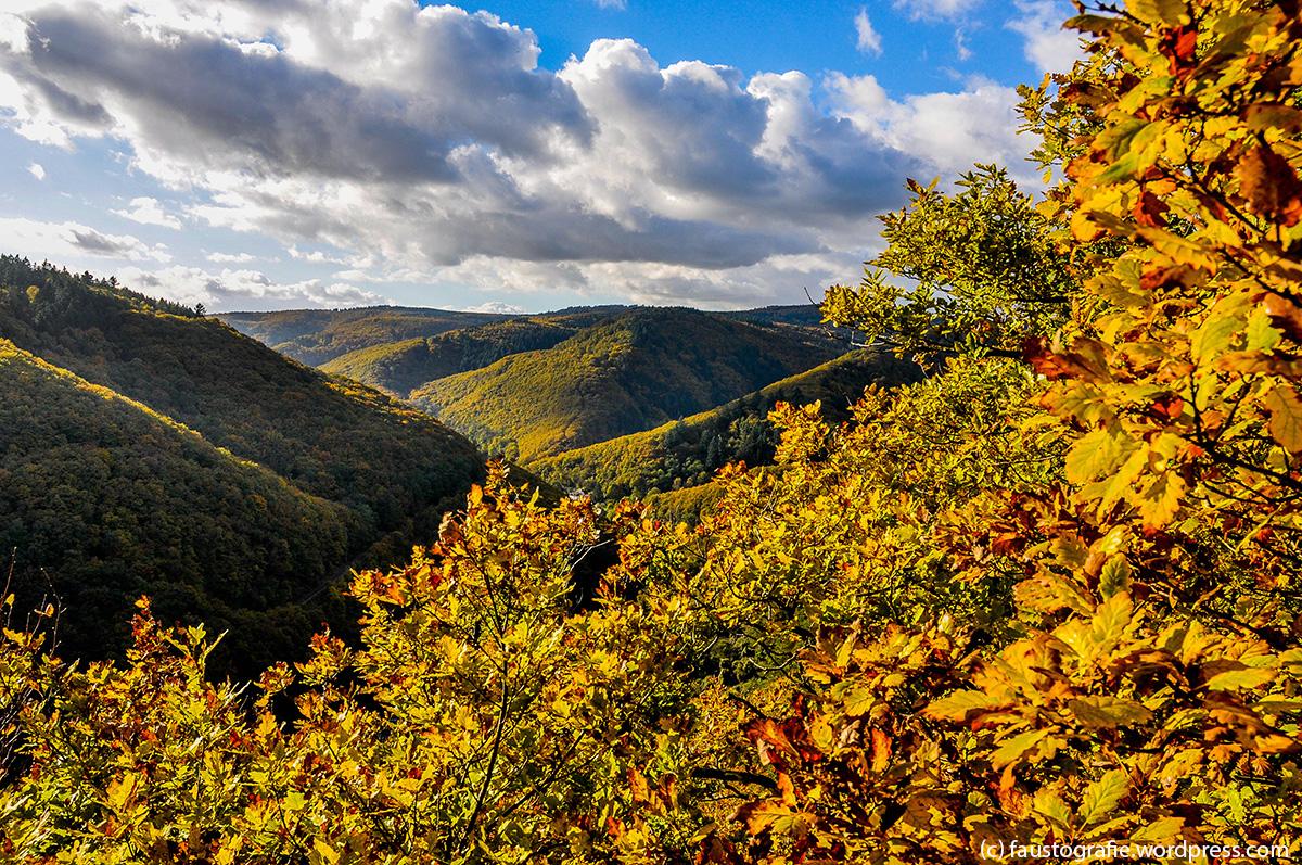 Der goldene Herbsttag