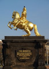 Der Goldene Reiter