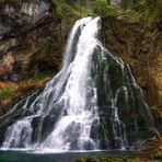 Der Gollinger Wasserfall