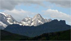 Der Gran Vernel in den Dolomiten