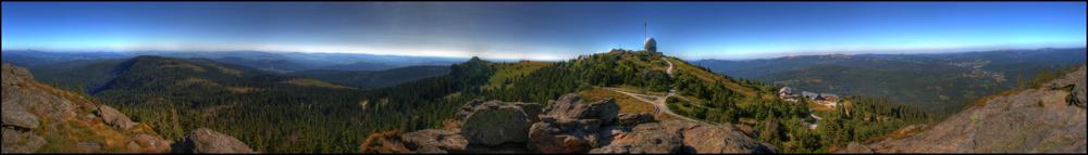 Der Große Arber (Panorama)