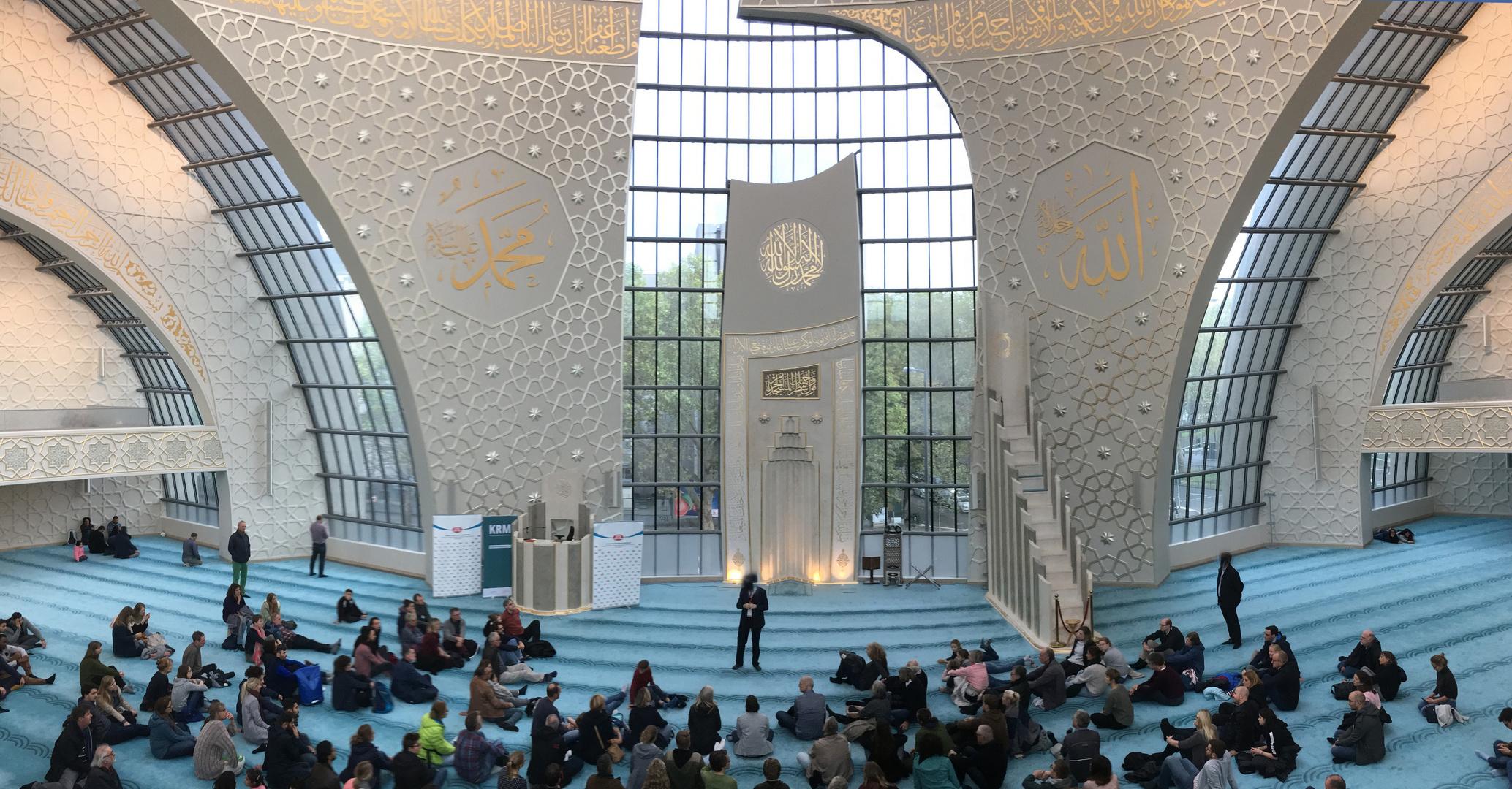 Tag Der Offenen Moschee Köln