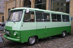 Der große Kleinbus