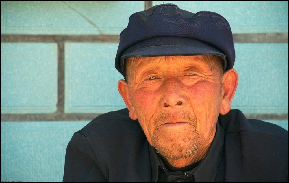 Der Großvater...