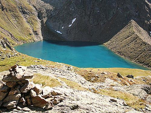 Der Grünauer See