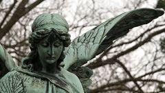 der grüne Engel...