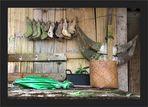 Der grüne Regenschirm