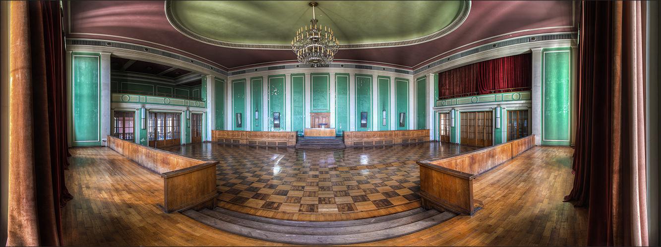 Der grüne Salon