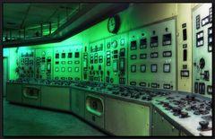 ...Der grüne Salon...