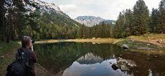 Der Grüner See bei Tragöß - ein Eldorado für uns Fotografen!
