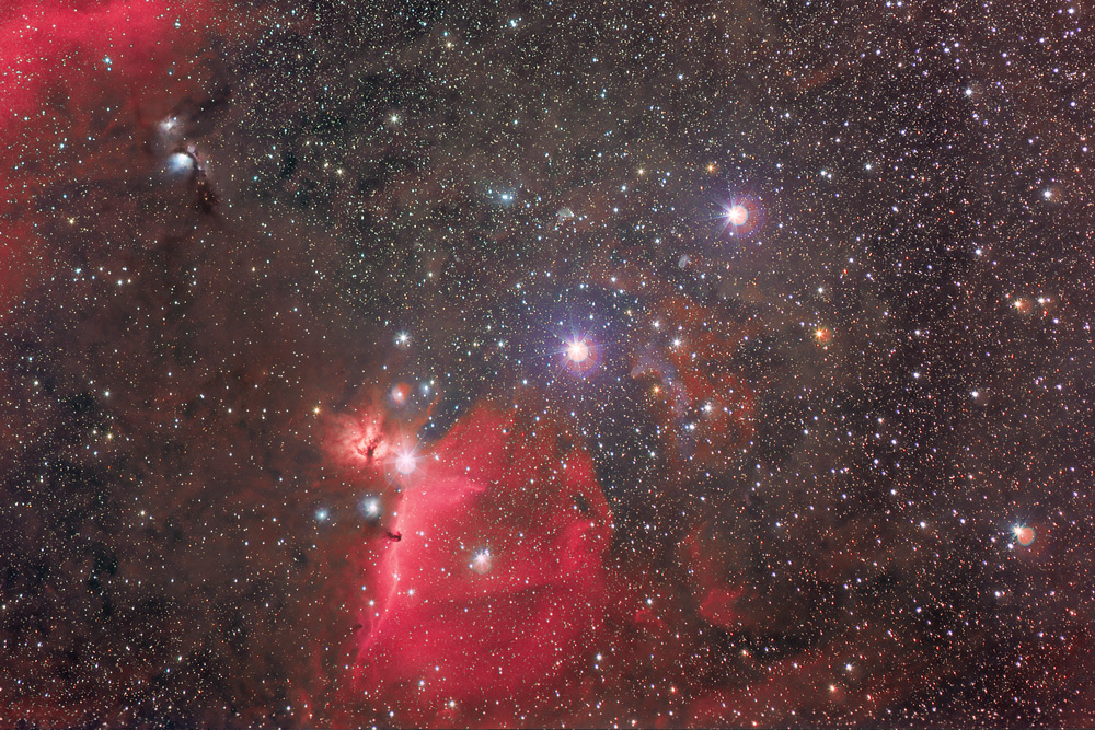 Der Gürtel des Orions